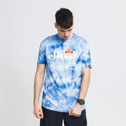 ellesse SL Prado Tie Dye Tee modré / navy