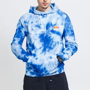 ellesse Toce Tie Dye Hoodie modrá / navy