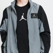 Jordan M J Flight Suit Jacket tmavě šedá / černá