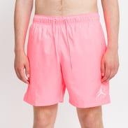 Jordan M J Jumpman Poolside Short neon růžové
