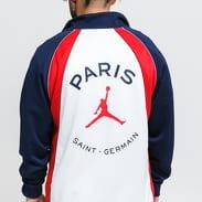 Jordan M J PSG Suit Jacket bílá / navy / červená