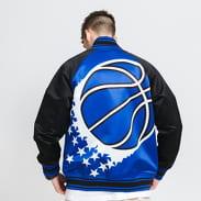 Mitchell & Ness Colossal Jacket Orlando Magic modrá / černá