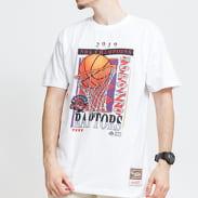 Mitchell & Ness NBA Vibes Tee Toronto Raptors bílé