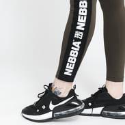 Nebbia Power Your Hero Leggings olivové / černé