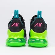 Nike Air Max 270 GS black / aquamarine - green strike