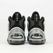 Nike Air Total Max Uptempo metallic silver / black - white