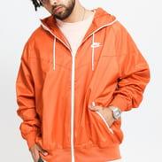 Nike M NSW SPE Woven LND Windrunner Hooded Jacket oranžová