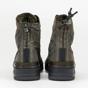 Nike W AF1 Shell cargo khaki / off noir - seaweed