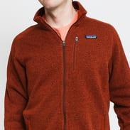 Patagonia M's Better Sweater Jacket melange vínová