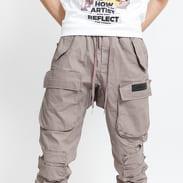 Sixth June Cargo Pants hnědé