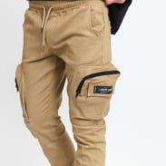 Sixth June Utility Pants béžové