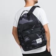 Herschel Supply CO. Miller Backpack camo tmavě šedý / černý