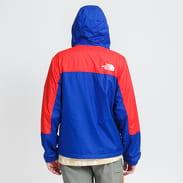 The North Face M Hydren Wind Jacket modrá / červená