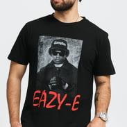Urban Classics Eazy E Logo Tee černé