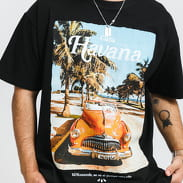 Urban Classics Havana Vibe Oversize Tee černé