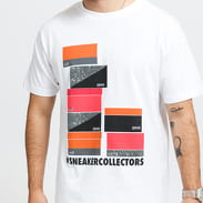 Urban Classics Sneaker Collector Tee bílé