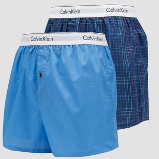 Calvin Klein 2er-Pack Slim Fit Boxers