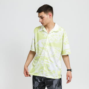 Jordan M J Flight AOP SS Button Down
