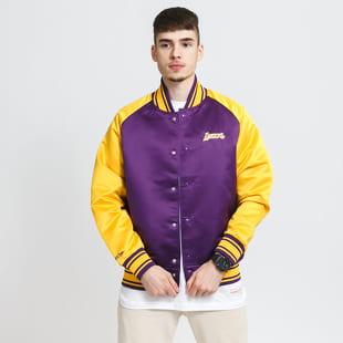 Mitchell & Ness Colossal Jacket LA Lakers