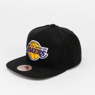 Mitchell & Ness NBA Downtime Redline Snapback LA Lakers
