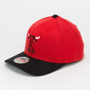 Mitchell & Ness Wool 2 Tone Redline Snapback Chicago Bulls