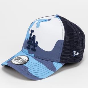 New Era 940 AF Trucker MLB Camo LA