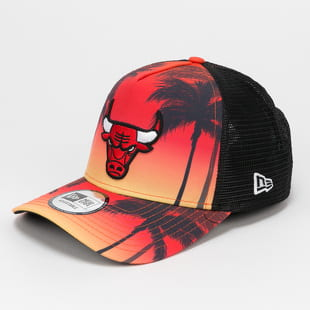 New Era 940 AF Trucker NBA Summer Chicago Bulls