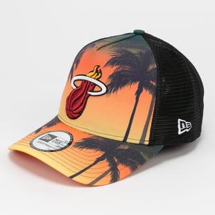 New Era 940 AF Trucker NBA Summer Heat