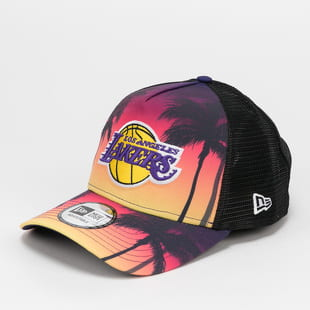 New Era 940 AF Trucker NBA Summer LA Lakers