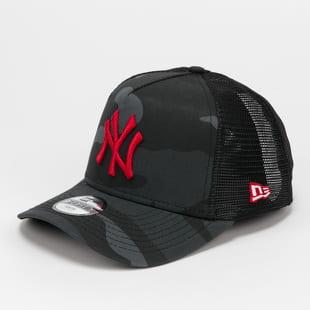 New Era 940K Trucker MLB Kids Camo NY