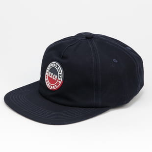 Herschel Supply CO. Scout Rubber Patch Snapback