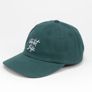 The Quiet Life Script Polo Cap
