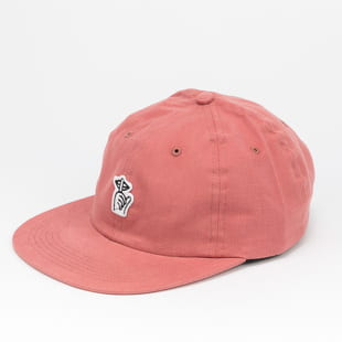 The Quiet Life Shhh Felt Patch Polo Cap