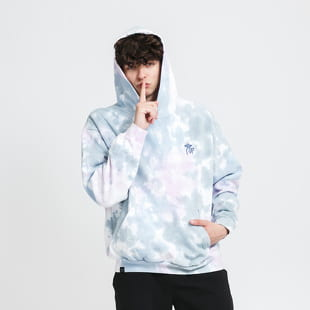 The Quiet Life Shhh Tie Dyed Fleece Hoodie