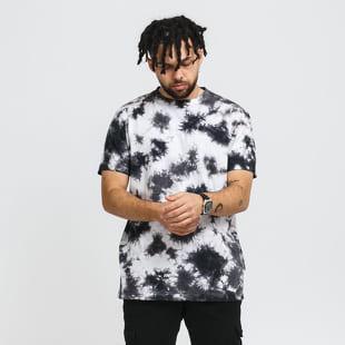 Urban Classics Black Tie Dye Tee