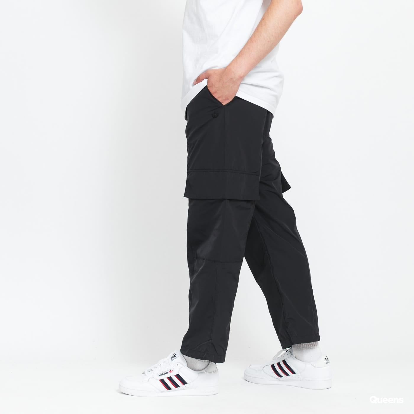 adidas Originals C Cargo Pant black stone washed no length