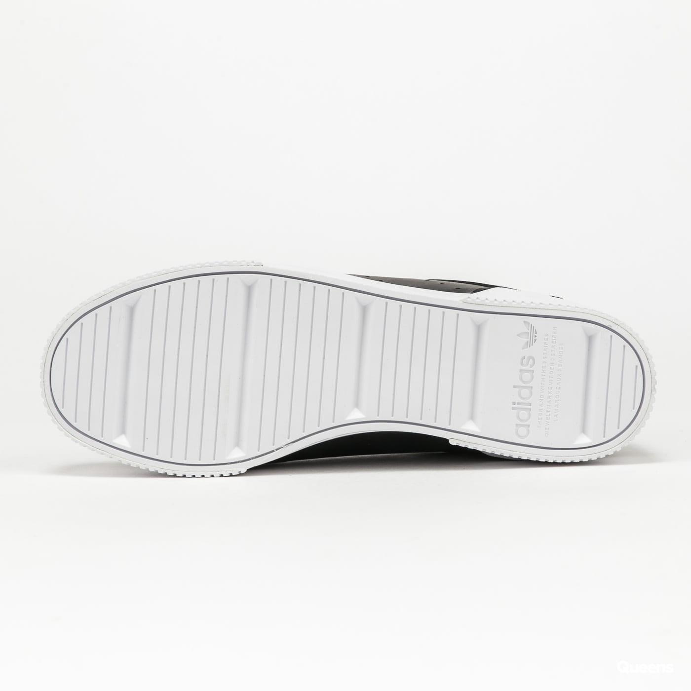 adidas Originals Court Tourino cblack / ftwwht / ftwwht