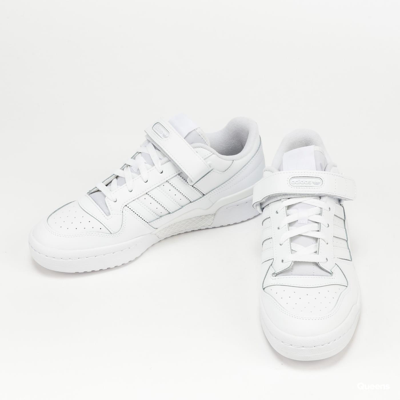 adidas Originals Forum Low ftwwht / ftwwht / ftwwht
