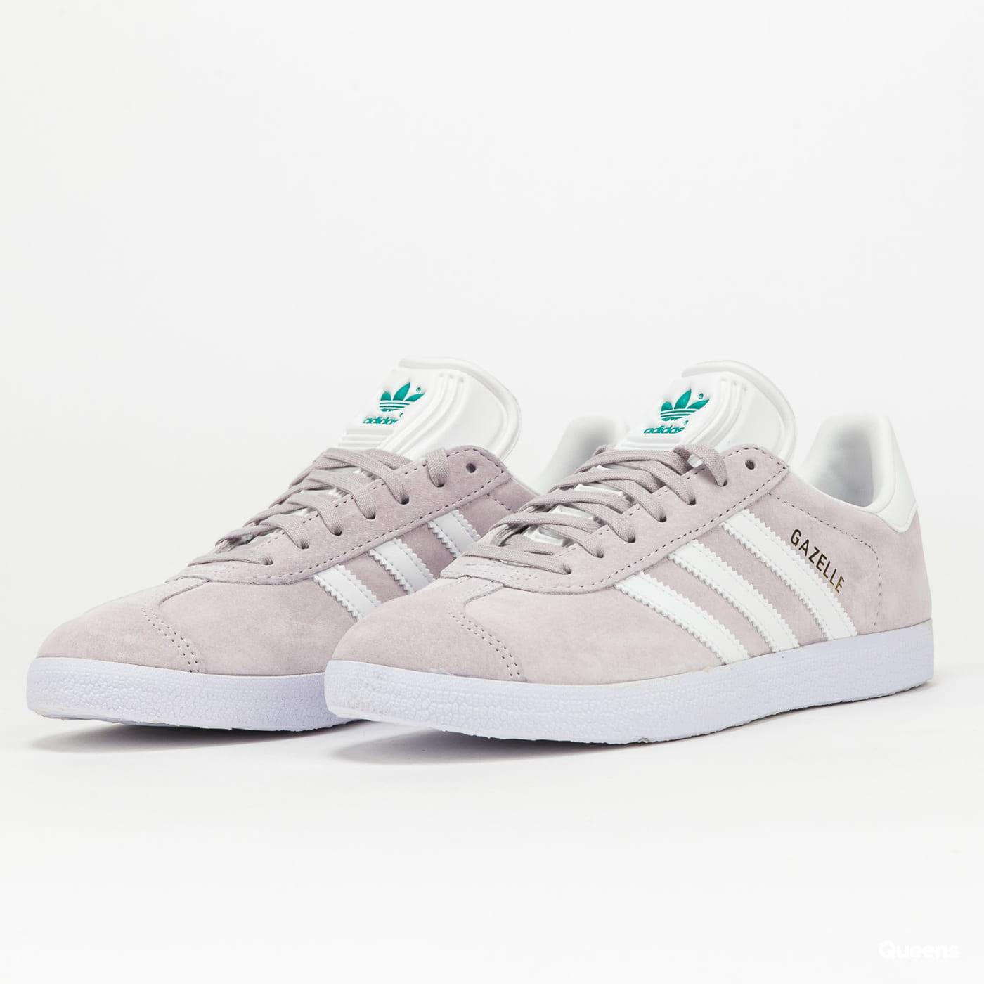 adidas Originals Gazelle W prptnt / ftwwht / glrgrn