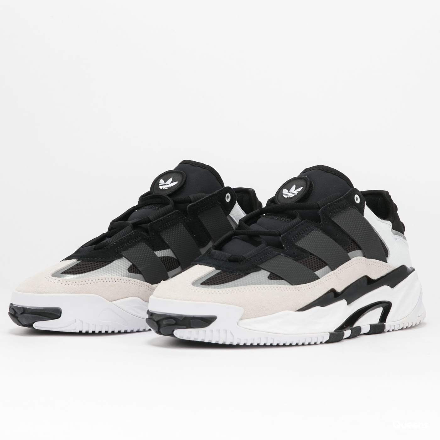 adidas Originals Niteball cblack / ftwwht / silvmt