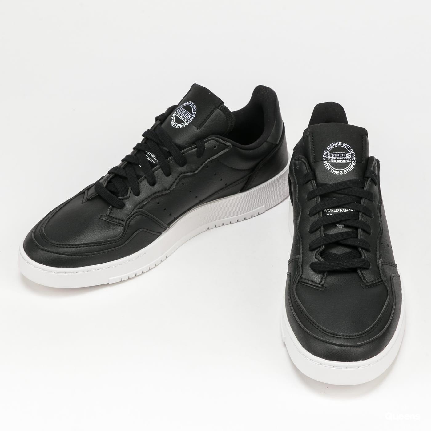 adidas Originals Supercourt Vegan cblack / cblack / ftwwht
