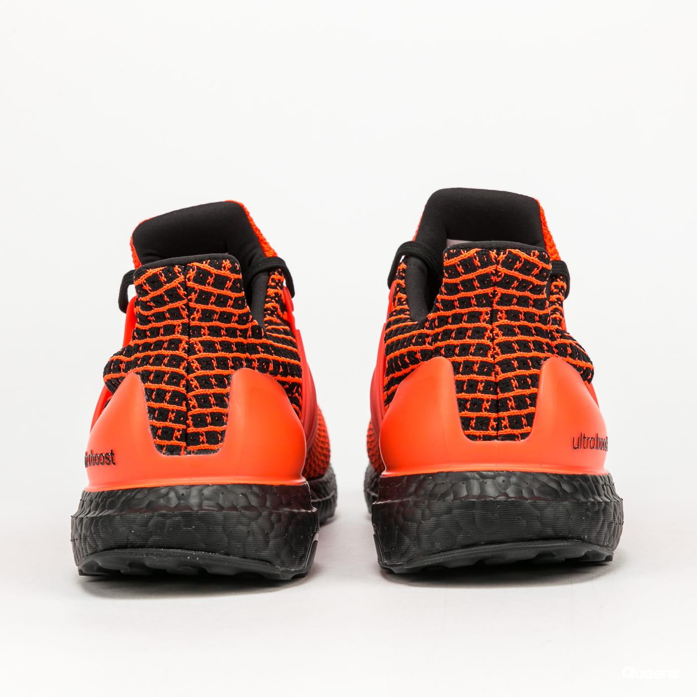 adidas Performance Ultraboost 5.0 DNA solar red / solar red / cblack