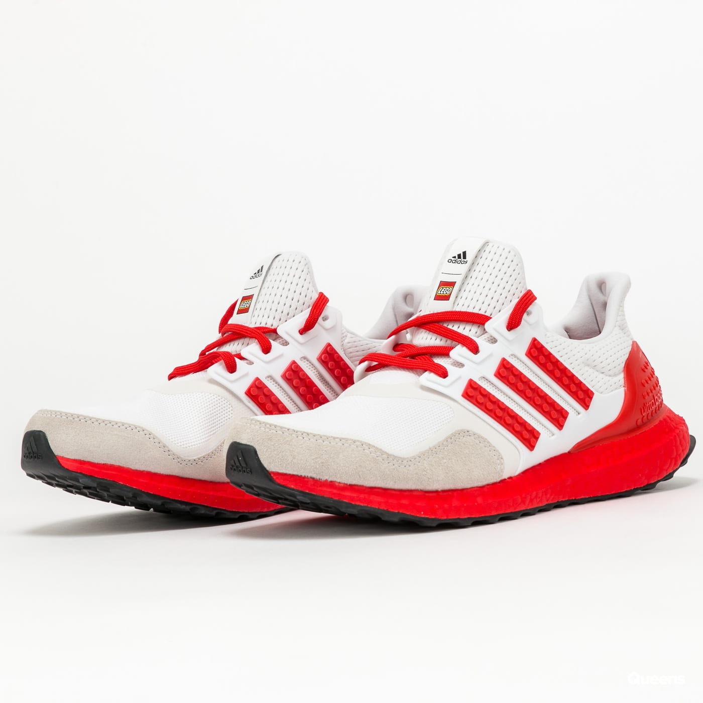 adidas Performance Ultraboost DNA X LEGO Color Pack Red ftwwht / red shoblu