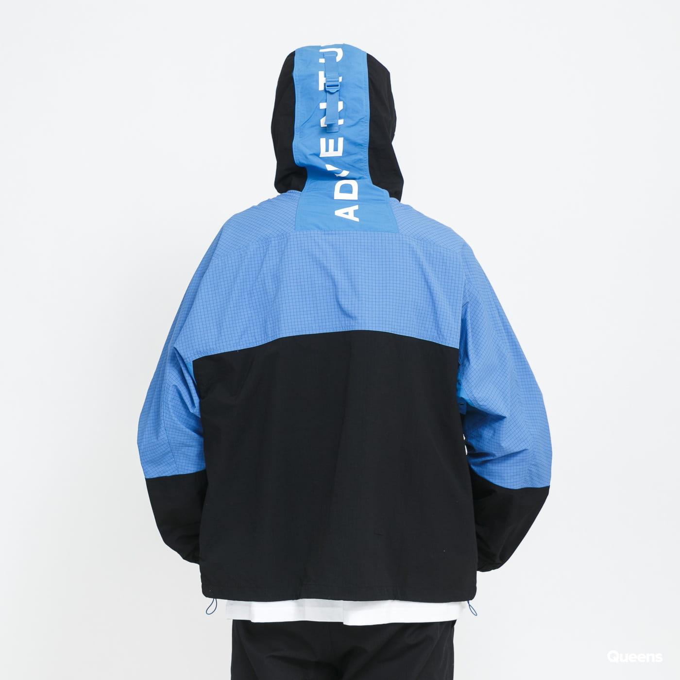 adidas Originals Woven Windbreaker black / blue