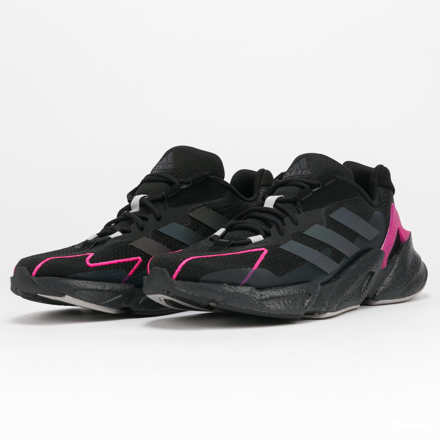 adidas Performance X9000L4 M cblack / cblack / shopnk