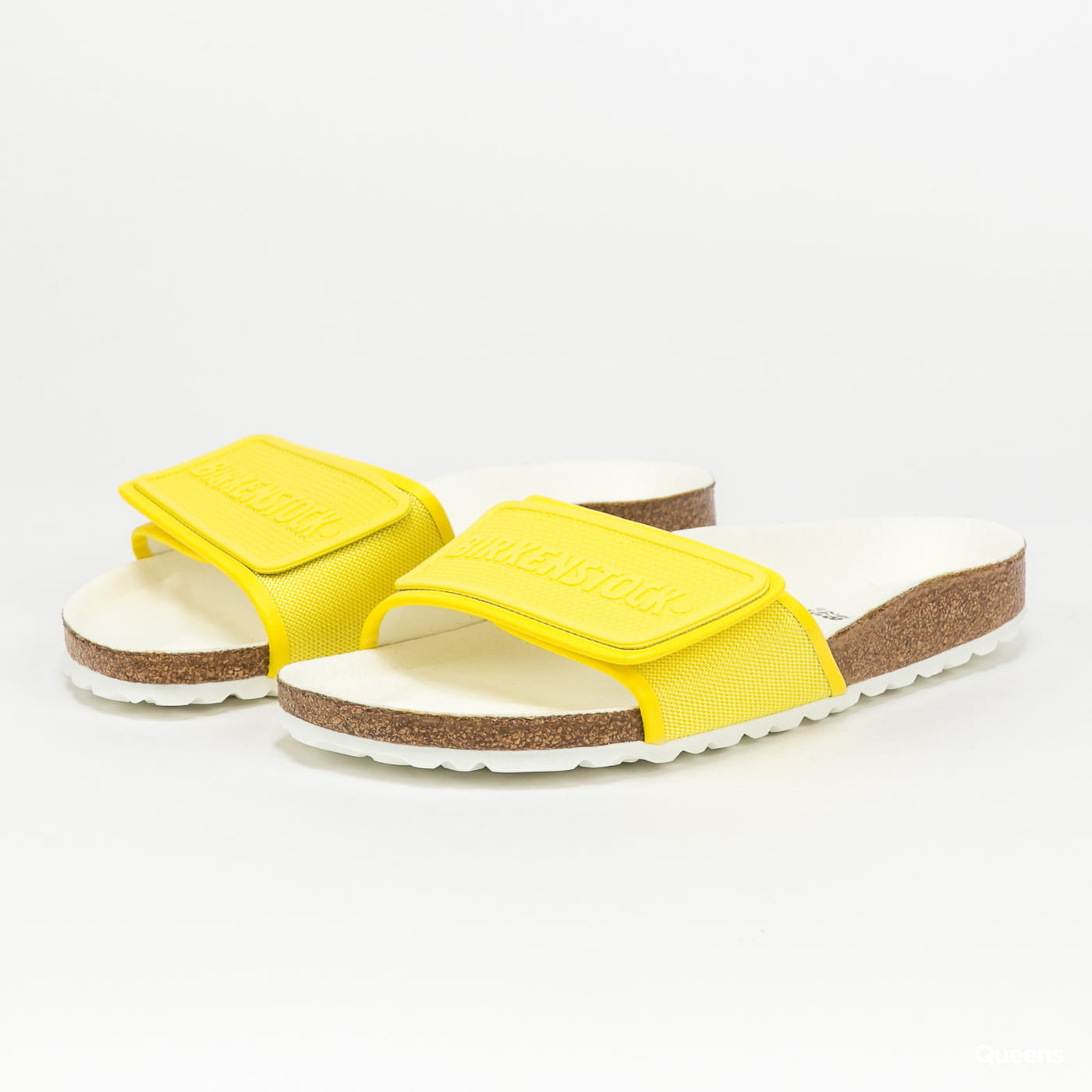BIRKENSTOCK Tema lime sour
