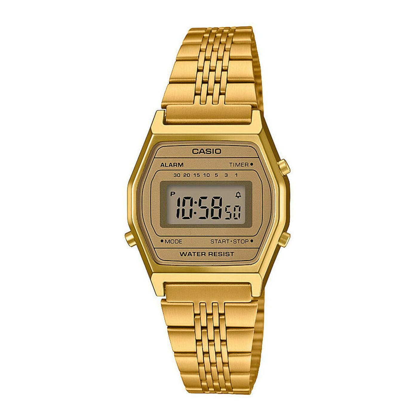 Casio LA 690WEGA-9EF zlaté