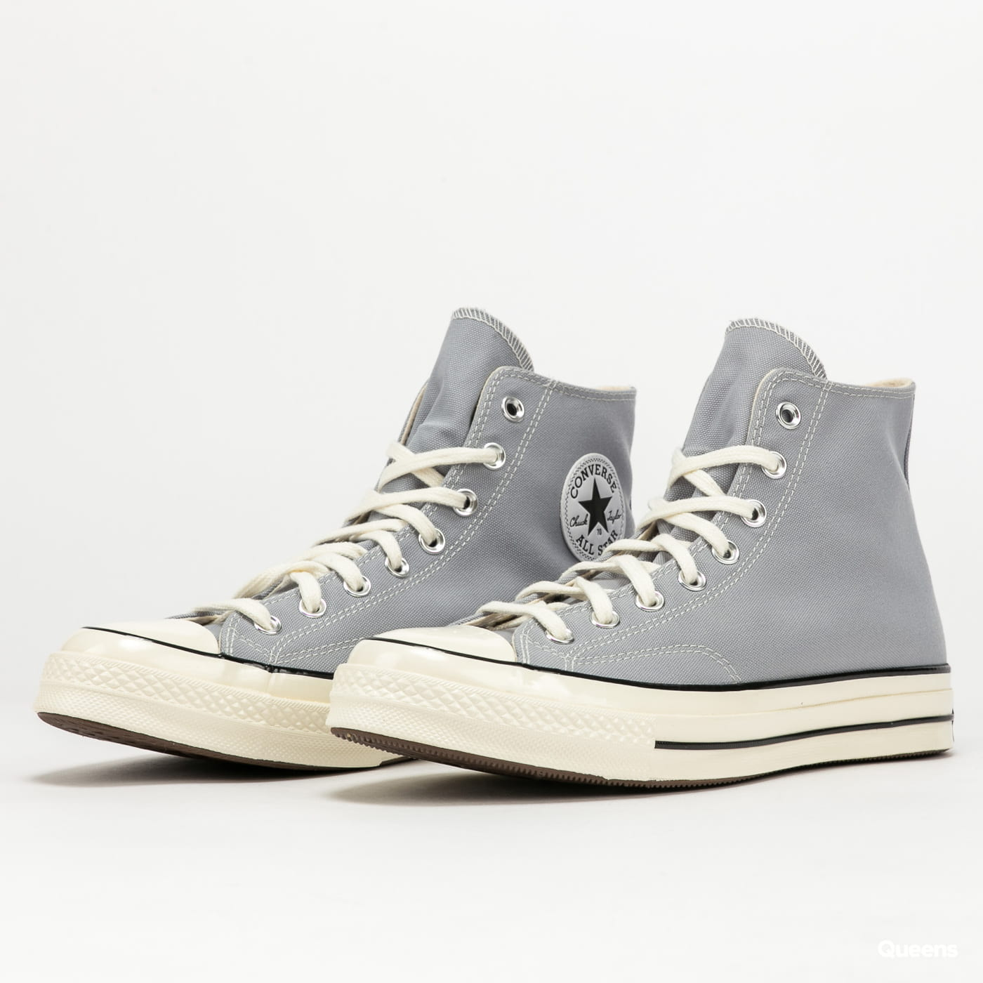 Converse Chuck 70 Hi wolf grey / black / egret