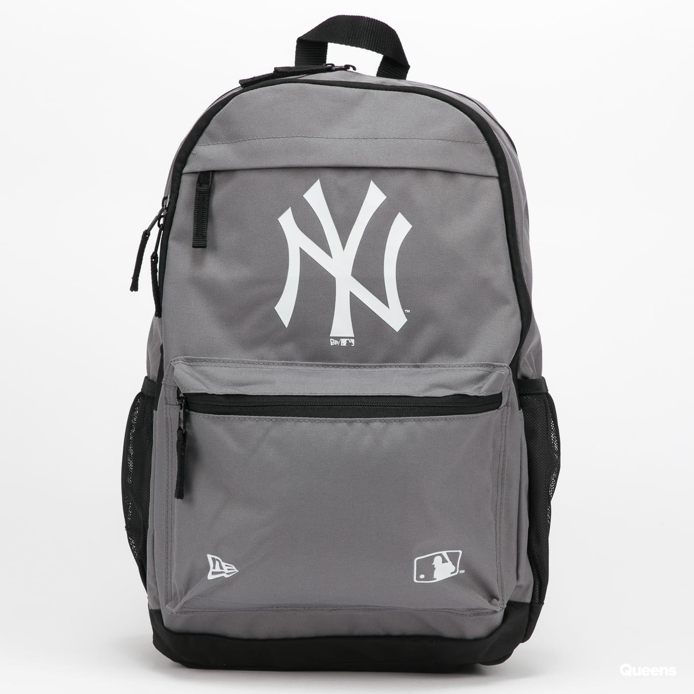 New Era Delware Pack NY šedý / černý