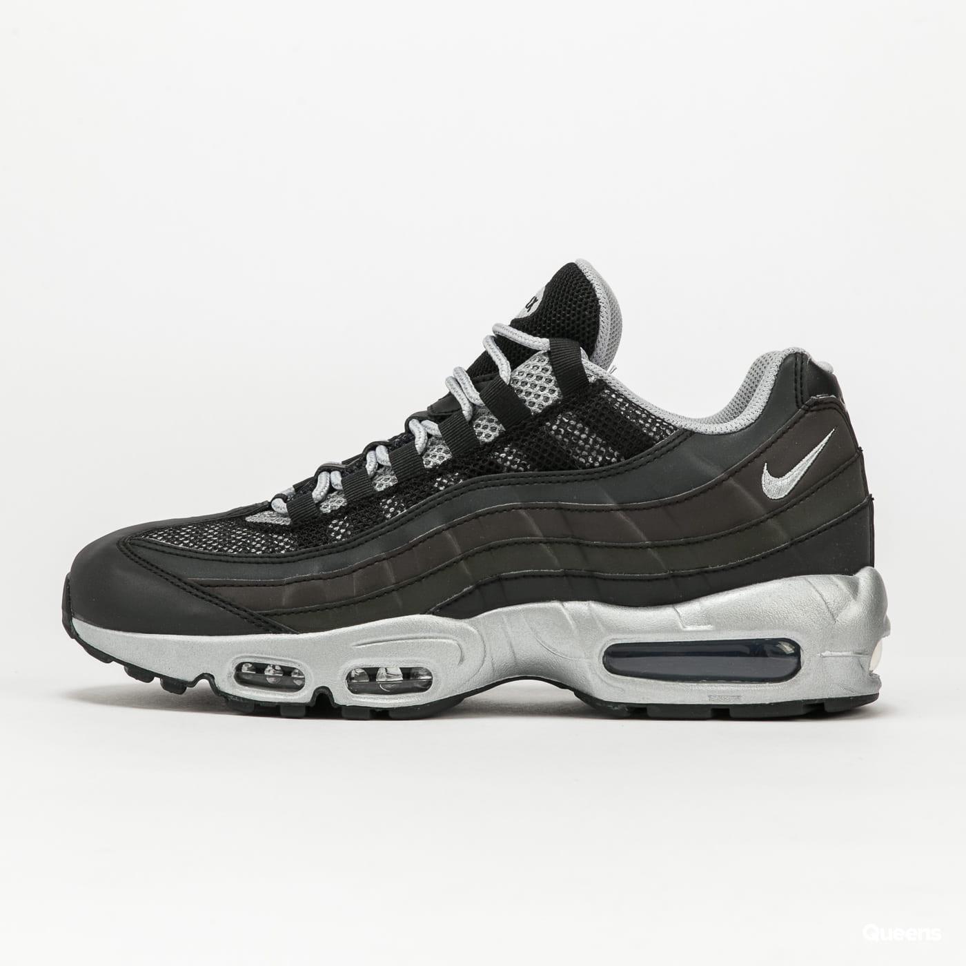 Nike Air Max 95 Premium black / metallic silver